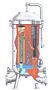 Product Image - Vertical Coalescer Separators for API-1581