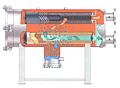 Product Image - Horizontal Coalescer Separators for Fixed Installations
